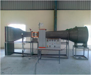 Sub sonic Wind Tunnel (300mm X 300mm)